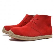 Louboutin Men's Cadaques Sandals Red